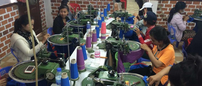 Centro textil La Paloma